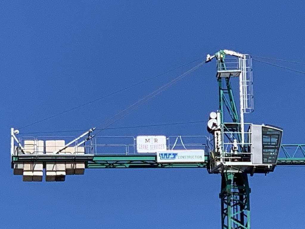 W&J Construction Ltd. - Crane