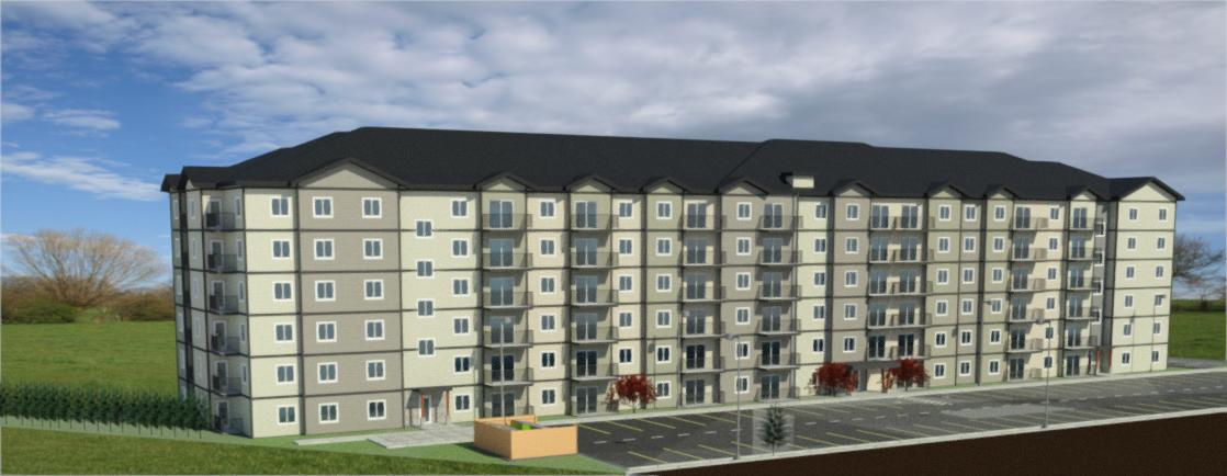 Glen Lake Apartments Development