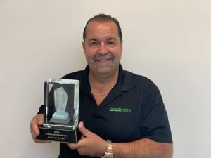 Danny Jadresko – 2019 CARE Award