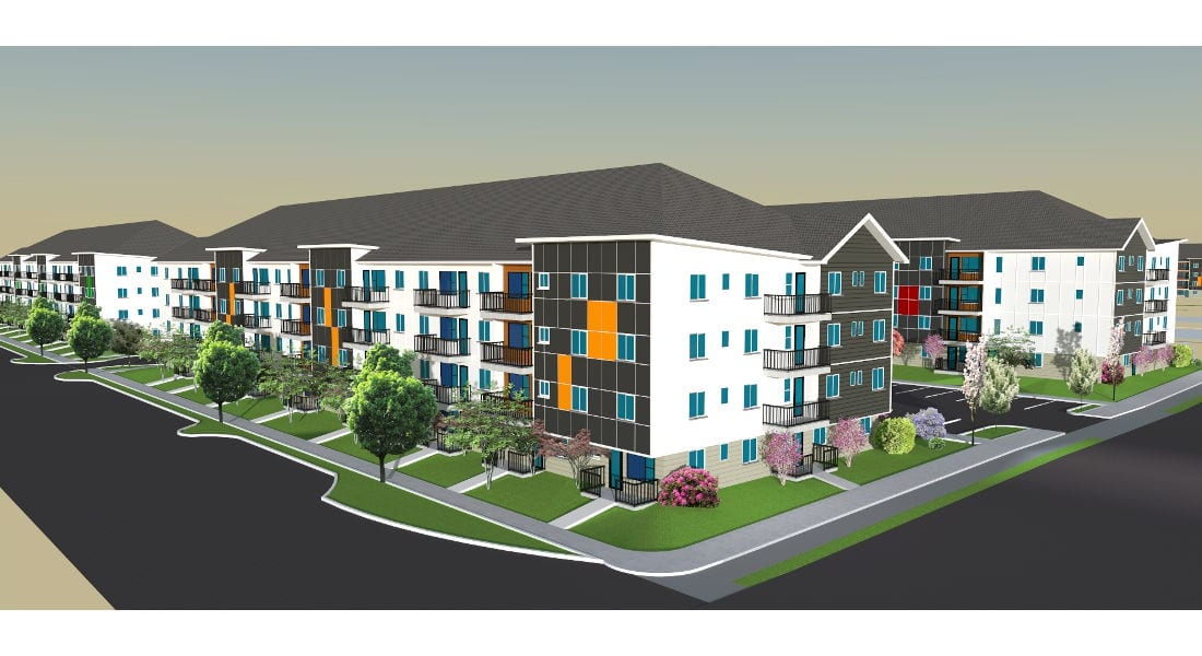Drinkwater Apartments - North Cowichan