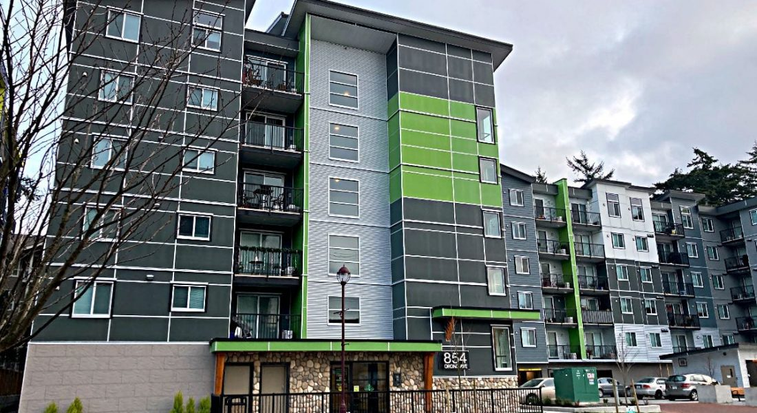 Orono Place Apartments - Victoria BC