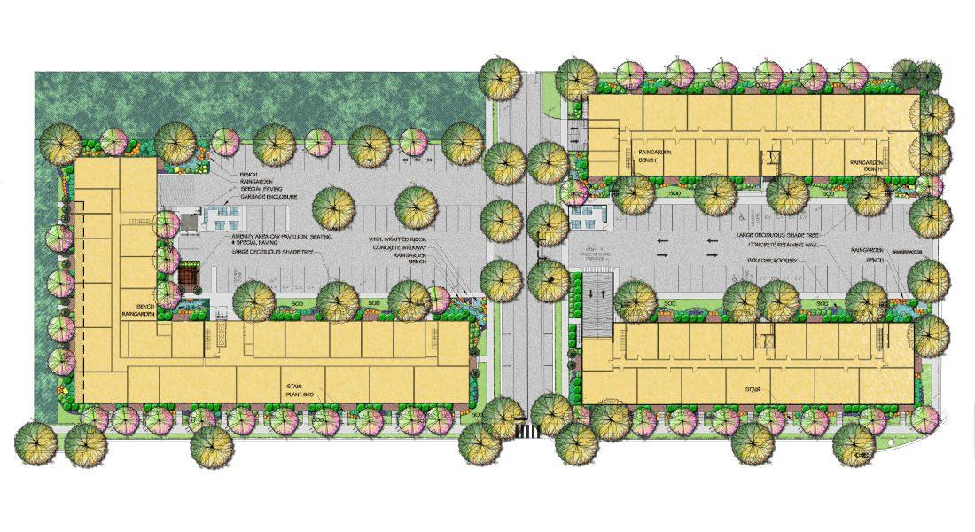 Drinkwater - Landscape Colour Concept Plan 2 - Aug 25 2021